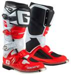 Gaerne SG 12 boty motokros enduro RED Black limited 2019.