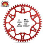 MotoMaster Rozeta ALU Chainwheels Red  Honda CR125 / CR250 / CRF250R / CRF450R, BETA